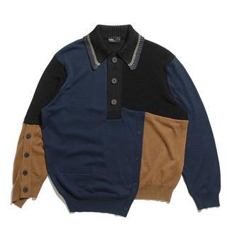 kolor - kolor Knitwear 21SCM-N06302 size3