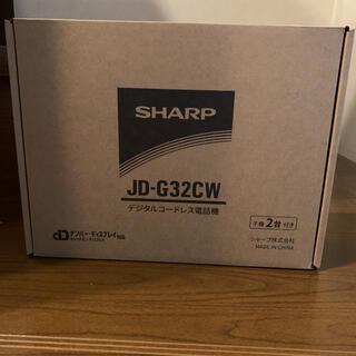 シャープ(SHARP)のSHARP JD-G32CW(その他)