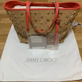 JIMMY CHOO - JIMMYCHOO ジミーチュウ トートバッグ