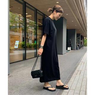DEUXIEME CLASSE - Deuxieme Classe summer dress ブラック