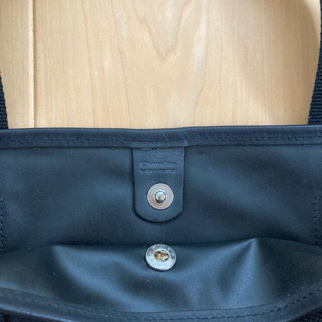 Herve Chapelier(エルベシャプリエ)の☆らら様専用☆エルベシャプリエ 605C  ノワール レディースのバッグ(トートバッグ)の商品写真
