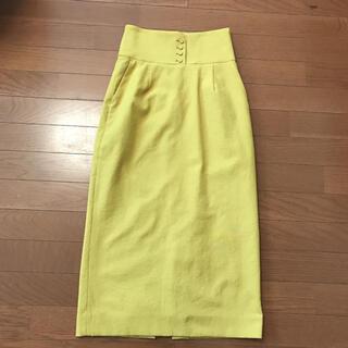 JOURNAL STANDARD - 新品♡イエロータイトスカート