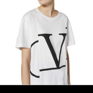 VALENTINO - ヴァレンティノ・ガラヴァーニ VALENTINO GARAVANI ロゴTシャツ