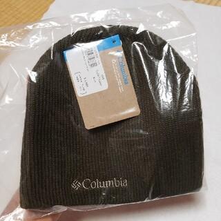 コロンビア(Columbia)の【未使用品】コロンビア ニットキャップ(ニット帽/ビーニー)