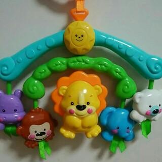 フィッシャープライス(Fisher-Price)の赤ちゃん おもちゃ メリー(オルゴールメリー/モービル)