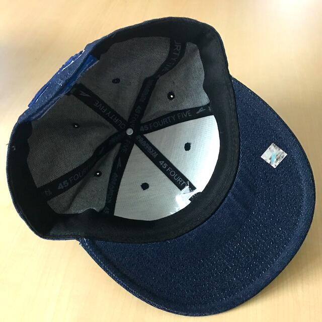 ASSASSYN(アサシン)のデビュー当初のレアモデルASSASSYN JEANZ  B.B Cap メンズの帽子(キャップ)の商品写真