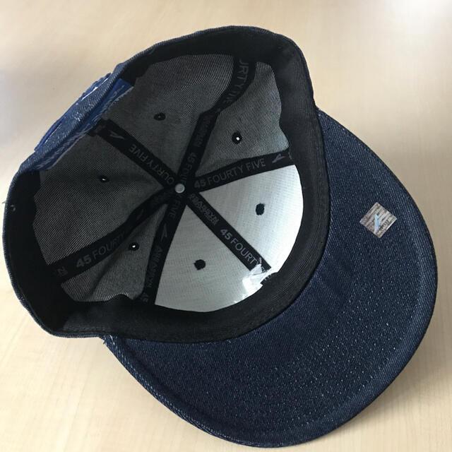 AVALANCHE(アヴァランチ)のデビュー当初のレアモデル ASSASSYN JEANZ B.B Cap メンズの帽子(キャップ)の商品写真