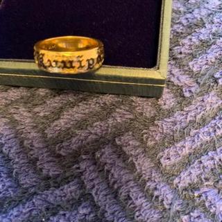 ロノ(LONO)のハワイアンジュエリー k14  フィリップリカード リング❣️可愛い❣️(リング(指輪))