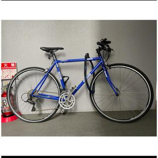 ジオス(GIOS)のGIOS(ampio)(自転車本体)