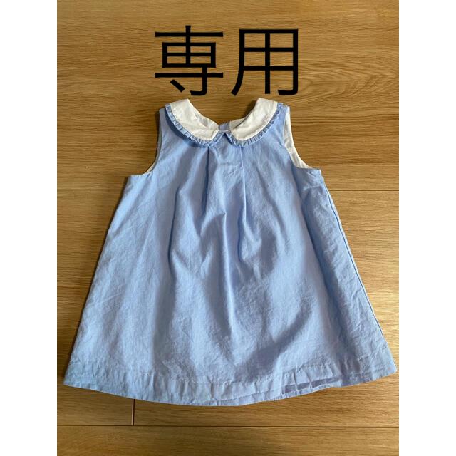 Jacadi(ジャカディ)のjacadi ワンピース キッズ/ベビー/マタニティのベビー服(~85cm)(ワンピース)の商品写真