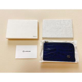 トヨタ(トヨタ)の【ちっぷ様専用】レクサス カード&コインケース(コインケース/小銭入れ)