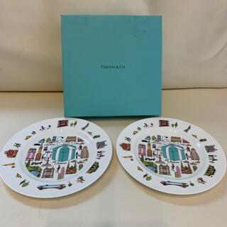 Tiffany & Co. - 新品未使用 ティファニー 5thアベニュー プレート