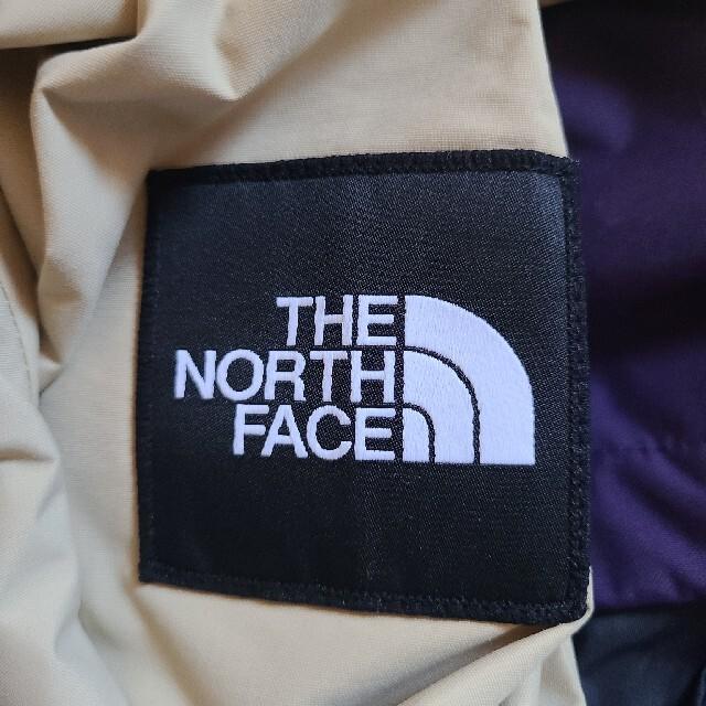 THE NORTH FACE(ザノースフェイス)のTHE NORTH FACEジャケットベージュ(中国製) レディースのジャケット/アウター(ナイロンジャケット)の商品写真