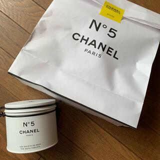 CHANEL - シャネル ファクトリー5 バスタブレット缶