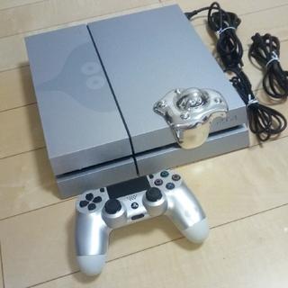 PlayStation4 - PS4本体 メタルスライムエディション ソフト2本付