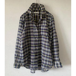 Isabel Marant - エザベルマラン エトワール コットンリネンシャツ サイズ36