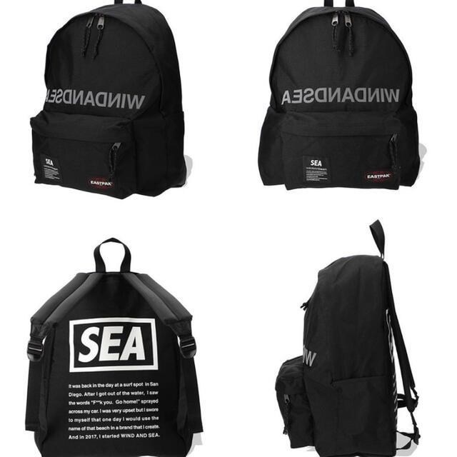 Supreme(シュプリーム)のWINDANDSEA EASTPAK バックパック 29L メンズのバッグ(バッグパック/リュック)の商品写真