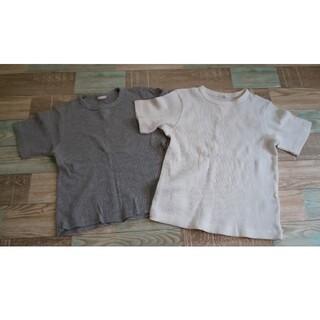 GU - GU    Tシャツ 2枚セット   140cm