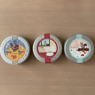 ルピシア(LUPICIA)のルピシア 紅茶 空き缶(容器)