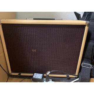 BludoDrive Ojai Tan Tolex 112 Cab EVM12S(ギターアンプ)