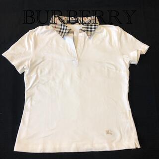 バーバリー(BURBERRY)のバーバリー  レディース トップス  三陽商会(Tシャツ(半袖/袖なし))