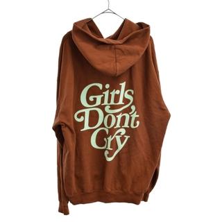 Girls Don't Cry ガールズドントクライ パーカー