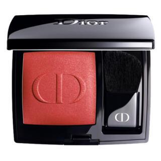 Dior - ディオールスキン ルージュ ブラッシュ999