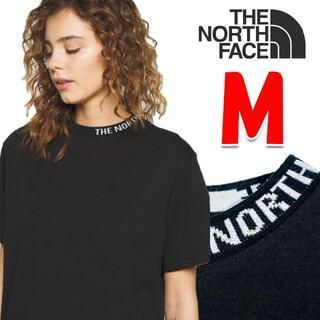 THE NORTH FACE - 欧州限定◆ザ ノースフェイス zumu黒Tシャツ メンズM〜L相当