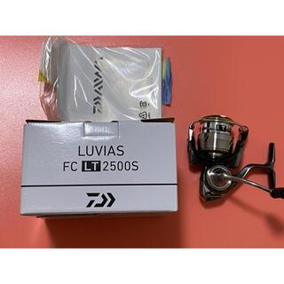 DAIWA - ダイワ(DAIWA) スピニングリール 20 ルビアス FC LT2500S