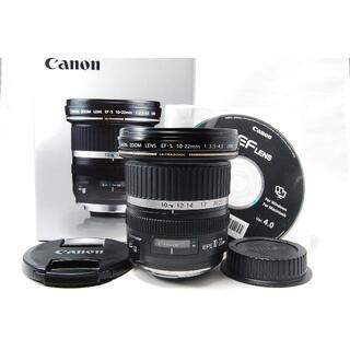Canon - Canon EF-S 10-22mm F3.5-4.5 USM