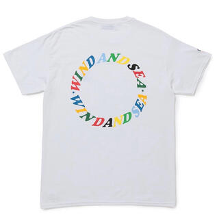 シー(SEA)のwind and sea biotop Tee L(Tシャツ/カットソー(半袖/袖なし))