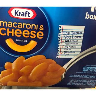 コストコ(コストコ)のコストコ チーズマカロニ 二箱 新品(インスタント食品)