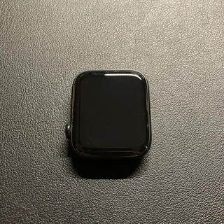 Apple - Apple Watch 4 STAINLESS STEELE 44mm ブラック