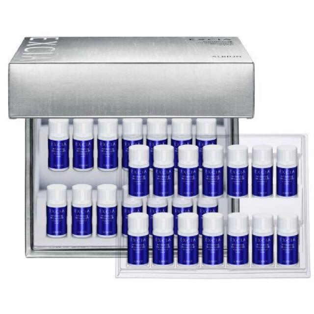 ALBION(アルビオン)のエクシア イマキュレートエッセンスMXC  28個 コスメ/美容のスキンケア/基礎化粧品(美容液)の商品写真