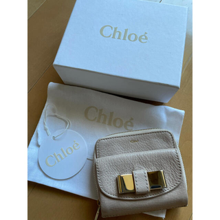 Chloe - クロエ リリィ 2つ折り財布