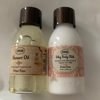 SABON - SABON シャワーオイル、シルキーボディミルク