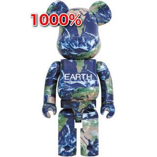 MEDICOM TOY -  EARTH BE@RBRICK ベアブリック 1000%   NASA