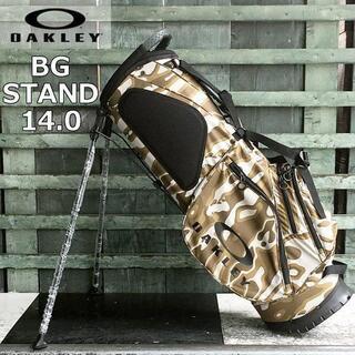 オークリー(Oakley)の新品 OAKLEY オークリー スタンド キャディバッグ 9.5型(バッグ)