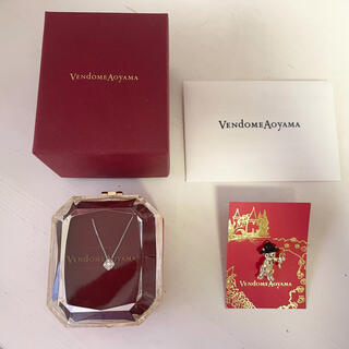 Vendome Aoyama - 未使用・限定品!ヴァンドーム青山 プラチナダイヤモンドネックレス