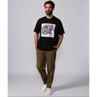 トゥモローランド(TOMORROWLAND)のCABaN×Fabrice Moireau キャバン アートTシャツ(Tシャツ/カットソー(半袖/袖なし))