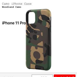 シュプリーム(Supreme)のSupreme Camo iPhone Case Woodland Camo(iPhoneケース)