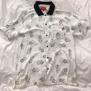 Supreme - Supreme Dice Rayon Shirt シュプリーム レーヨンシャツ