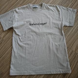 Balenciaga - BALENCIAGA オーバーサイズ Tシャツ