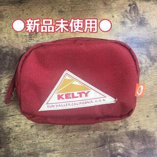 ケルティ(KELTY)の【新品未使用】KELTY ミニポーチ(ポーチ)