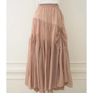 snidel - Her lip to Cotton-voile Skirt