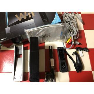 ウィー(Wii)のWii本体+ソフト(その他)