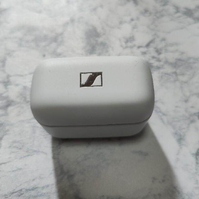 SENNHEISER(ゼンハイザー)のSENNHEISER ゼンハイザー CX 400BT 完全ワイヤレスイヤホン 白 スマホ/家電/カメラのオーディオ機器(ヘッドフォン/イヤフォン)の商品写真