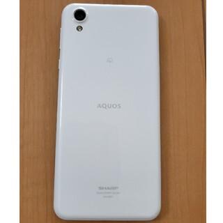 AQUOS - AQUOS sense Plus SH-M07 SMフリー