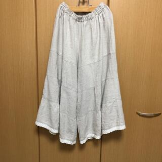 nest Robe - mifumi ガウチョ ワイドパンツ インスタ ハンドメイド