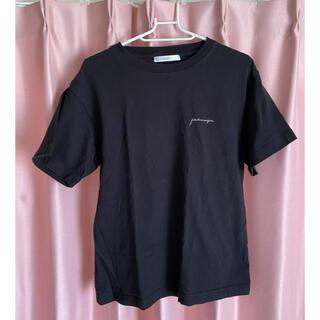 レイジブルー(RAGEBLUE)のTシャツ 黒 ブラック F(Tシャツ(半袖/袖なし))